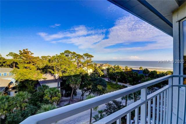 10 N Forest Beach Drive #2503, Hilton Head Island, SC 29928 (MLS #401893) :: RE/MAX Island Realty