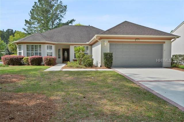 212 Stratford Village Way, Bluffton, SC 29909 (MLS #401904) :: The Alliance Group Realty