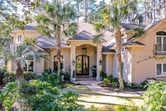 6 Beech Hill Court, Hilton Head Island, SC 29928 (MLS #401906) :: Collins Group Realty