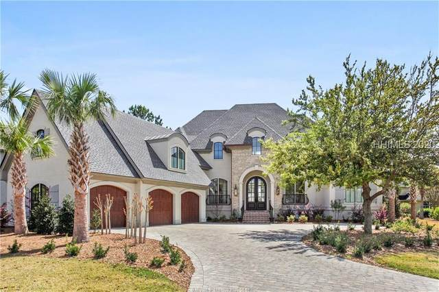 55 Magnolia Blossom Drive, Bluffton, SC 29910 (MLS #401940) :: Hilton Head Dot Real Estate