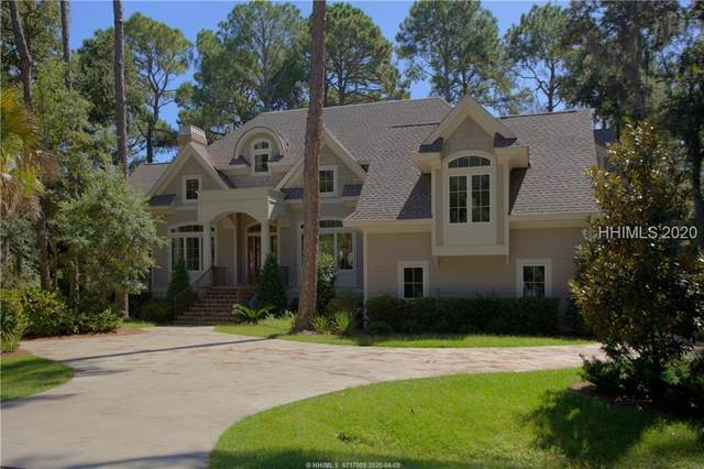 35 Red Oak Road, Hilton Head Island, SC 29928 (MLS #401961) :: The Alliance Group Realty