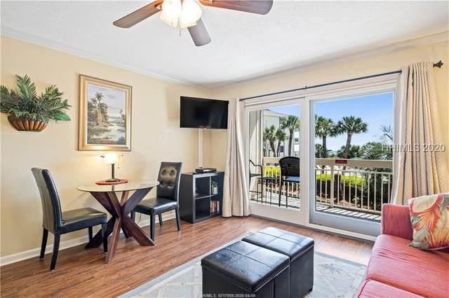 4 N Forest Beach Drive #123, Hilton Head Island, SC 29928 (MLS #402000) :: The Alliance Group Realty