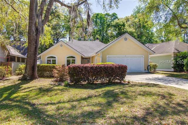 31 Coventry Court, Bluffton, SC 29910 (MLS #402013) :: RE/MAX Island Realty