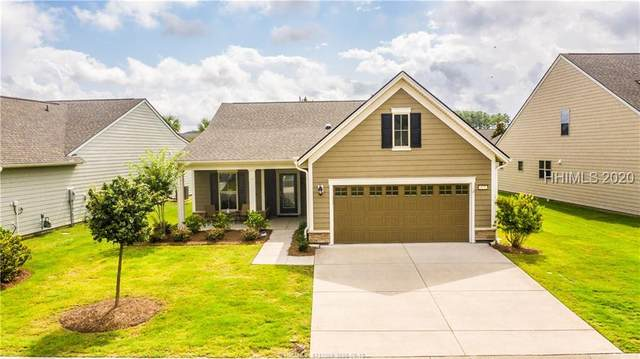673 Village Green Lane, Bluffton, SC 29909 (MLS #402016) :: Southern Lifestyle Properties