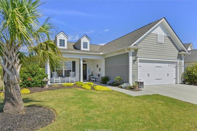 215 Canterbury Court, Bluffton, SC 29909 (MLS #402031) :: Collins Group Realty