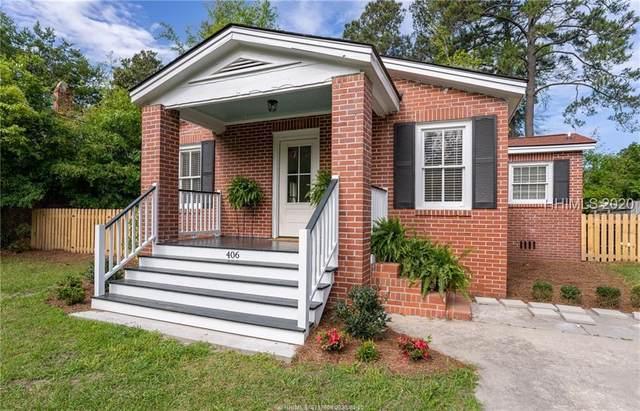 406 Meritta Avenue, Beaufort, SC 29902 (MLS #402055) :: Southern Lifestyle Properties