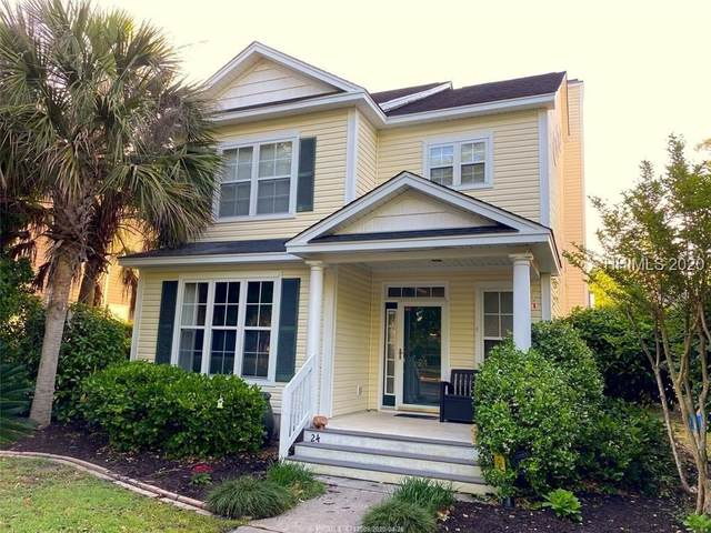 24 Savile Avenue, Bluffton, SC 29910 (MLS #402136) :: Coastal Realty Group