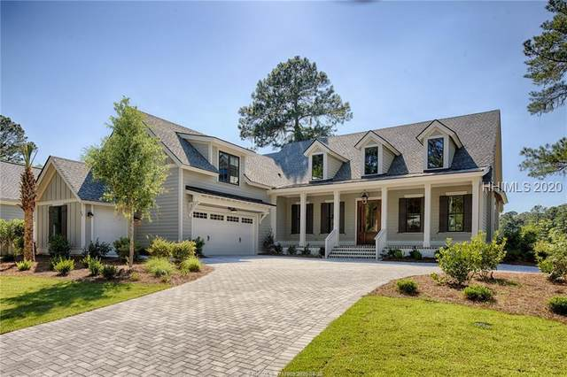 24 Hunting Court, Bluffton, SC 29910 (MLS #402214) :: Southern Lifestyle Properties