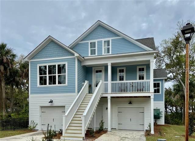 10 Percheron Lane, Hilton Head Island, SC 29926 (MLS #402257) :: Southern Lifestyle Properties
