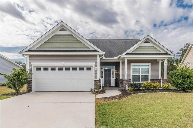 185 Regiment Street, Ridgeland, SC 29936 (MLS #402275) :: Coastal Realty Group