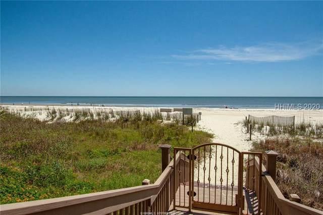 1 Beach Lagoon Road #103, Hilton Head Island, SC 29928 (MLS #402285) :: Southern Lifestyle Properties