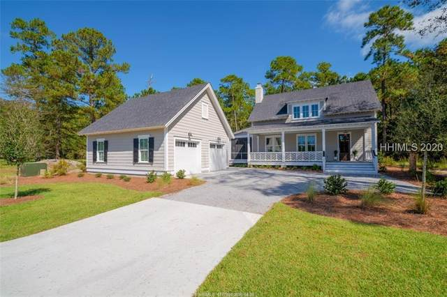 23 Blue Dasher Lane, Bluffton, SC 29909 (MLS #402295) :: Southern Lifestyle Properties