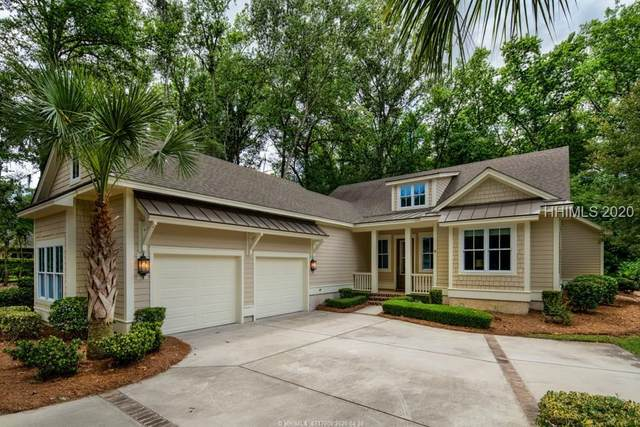 8 Newberry Court, Bluffton, SC 29910 (MLS #402296) :: Collins Group Realty