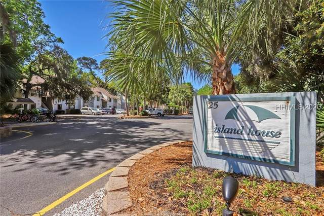 25 Deallyon Avenue #114, Hilton Head Island, SC 29928 (MLS #402300) :: Southern Lifestyle Properties