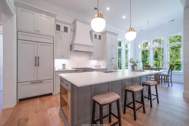 493 Flatwater Drive, Bluffton, SC 29910 (MLS #402304) :: Southern Lifestyle Properties