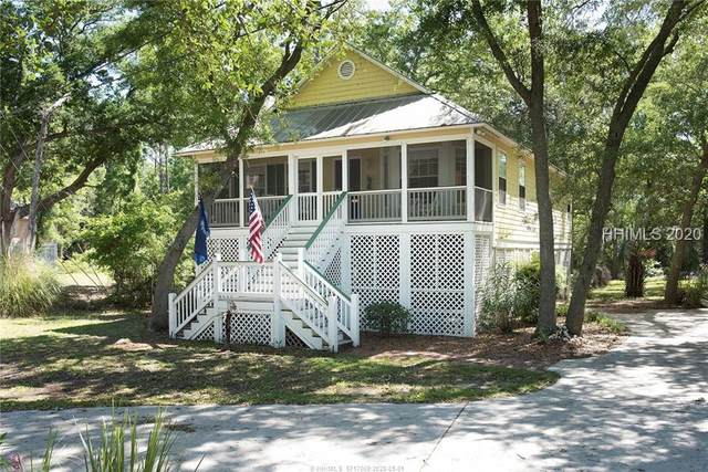 40 Bay Point Road, Saint Helena Island, SC 29920 (MLS #402332) :: Schembra Real Estate Group