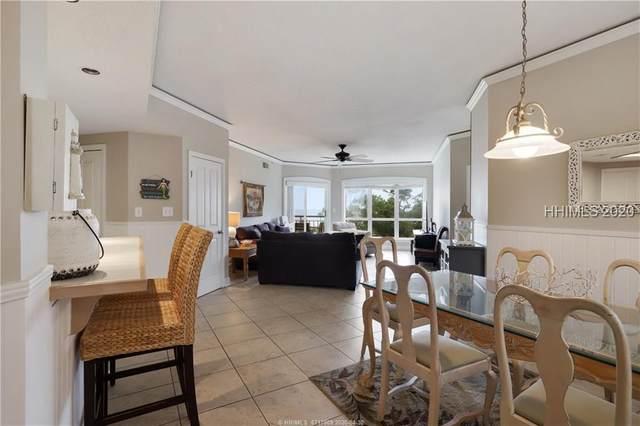 57 Ocean Lane #3302, Hilton Head Island, SC 29928 (MLS #402337) :: Hilton Head Dot Real Estate