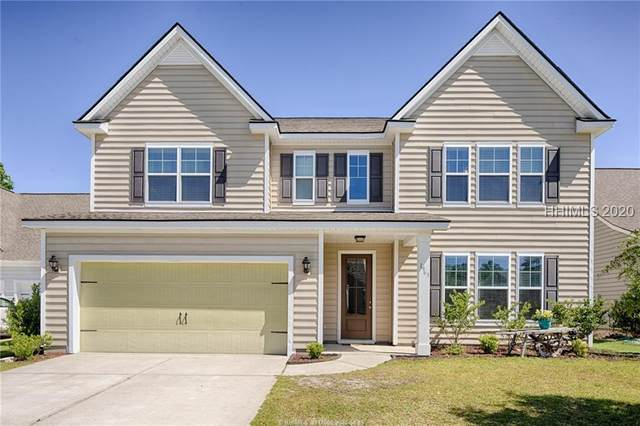 1963 Blakers Boulevard, Bluffton, SC 29909 (MLS #402362) :: The Alliance Group Realty