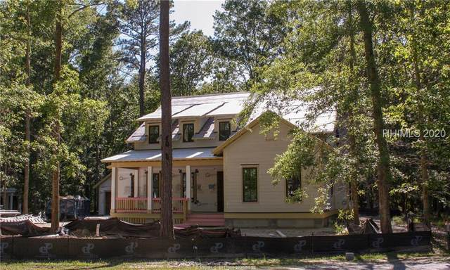 7 Oldfield Village Road, Bluffton, SC 29909 (MLS #402363) :: The Alliance Group Realty
