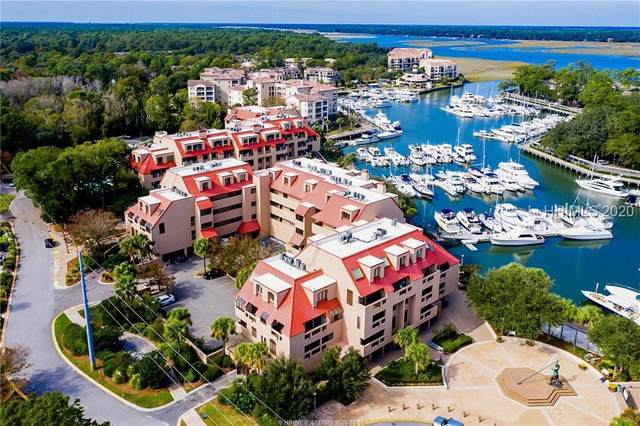 13 Harbourside Lane #7147, Hilton Head Island, SC 29928 (MLS #402376) :: The Coastal Living Team