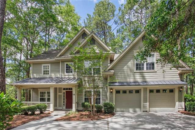13 Hathaway Lane, Bluffton, SC 29910 (MLS #402406) :: Collins Group Realty