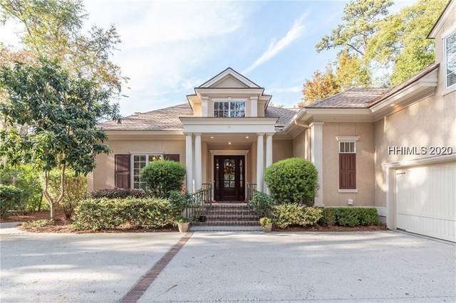 17 Colleton River Drive, Bluffton, SC 29910 (MLS #402430) :: The Alliance Group Realty