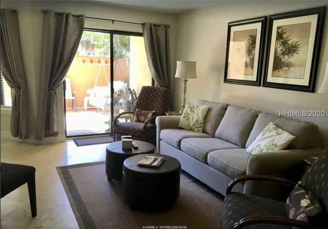 10 Lemoyne Avenue #102, Hilton Head Island, SC 29928 (MLS #402438) :: Southern Lifestyle Properties