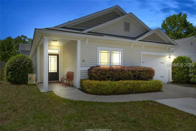 24 Isle Of Palms E, Bluffton, SC 29910 (MLS #402440) :: Coastal Realty Group