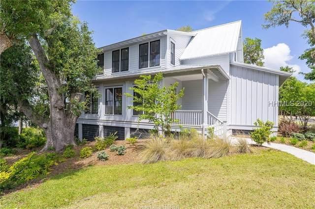 4 Creeks End Lane, Beaufort, SC 29902 (MLS #402465) :: Southern Lifestyle Properties