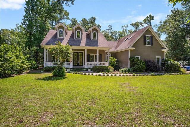 34 Garden Grove Court, Beaufort, SC 29907 (MLS #402475) :: The Sheri Nixon Team
