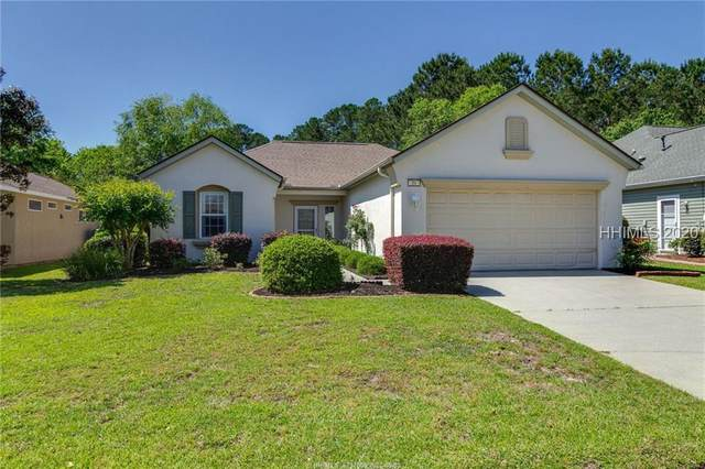 31 Hampton Circle, Bluffton, SC 29909 (MLS #402477) :: The Sheri Nixon Team