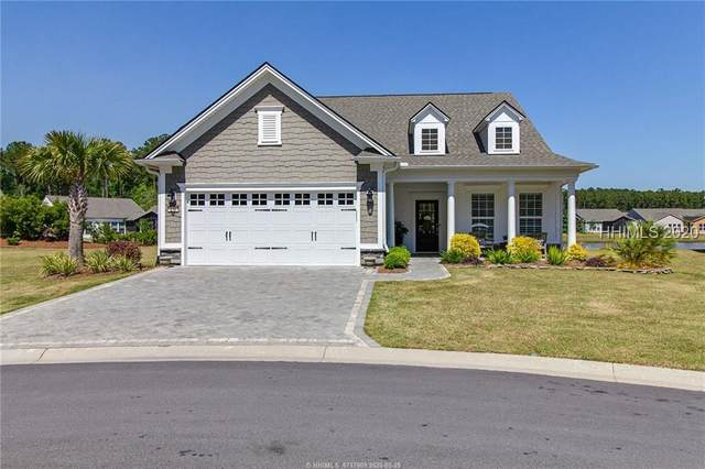 196 Valleybrooke Court N, Okatie, SC 29909 (MLS #402485) :: Coastal Realty Group