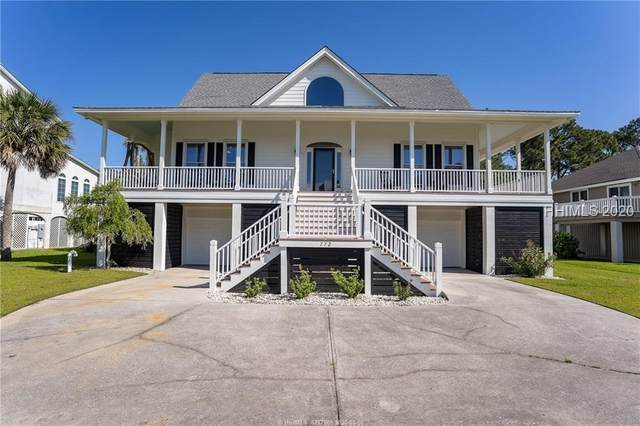 772 Marlin Dr, Fripp Island, SC 29920 (MLS #402501) :: Collins Group Realty