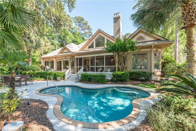225 Fort Howell Drive, Hilton Head Island, SC 29926 (MLS #402503) :: Schembra Real Estate Group