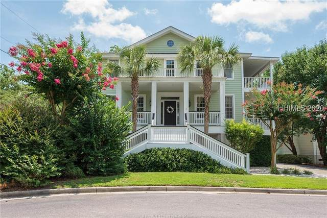 1 Petigru Drive, Beaufort, SC 29902 (MLS #402507) :: Coastal Realty Group