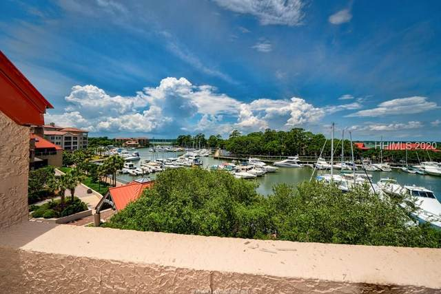 13 Harbourside Lane #7166, Hilton Head Island, SC 29928 (MLS #402514) :: The Sheri Nixon Team