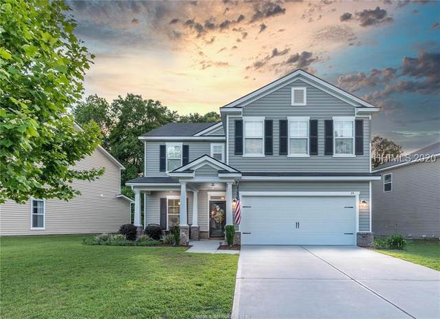 74 Sago Palm Drive, Bluffton, SC 29910 (MLS #402519) :: Coastal Realty Group