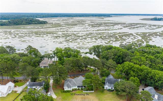 57 Downing Drive, Beaufort, SC 29907 (MLS #402534) :: Southern Lifestyle Properties