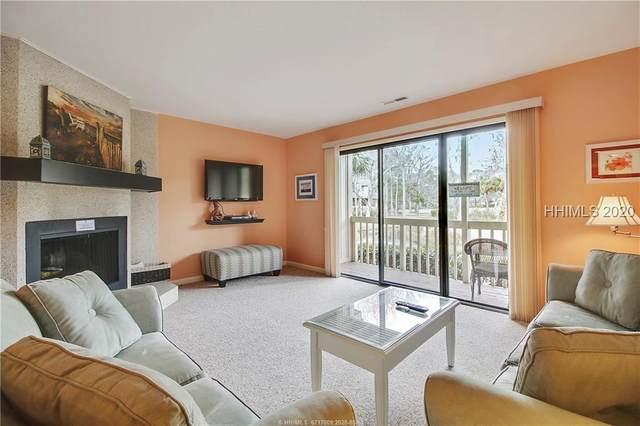 1 Gloucester Road #1804, Hilton Head Island, SC 29928 (MLS #402552) :: RE/MAX Island Realty
