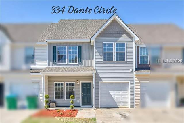334 Dante Circle, Beaufort, SC 29906 (MLS #402557) :: Beth Drake REALTOR®