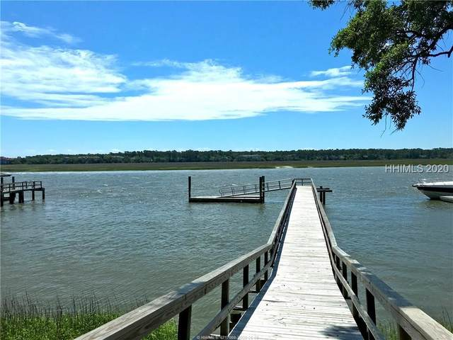 58 Brams Point Road, Hilton Head Island, SC 29926 (MLS #402565) :: RE/MAX Island Realty