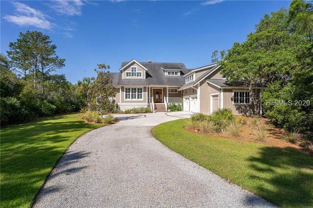 1418 Gleasons Landing Drive, Saint Helena Island, SC 29920 (MLS #402585) :: RE/MAX Island Realty