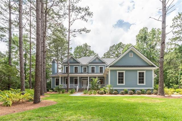 1039 Berkeley Hall Blvd, Okatie, SC 29909 (MLS #402597) :: Coastal Realty Group
