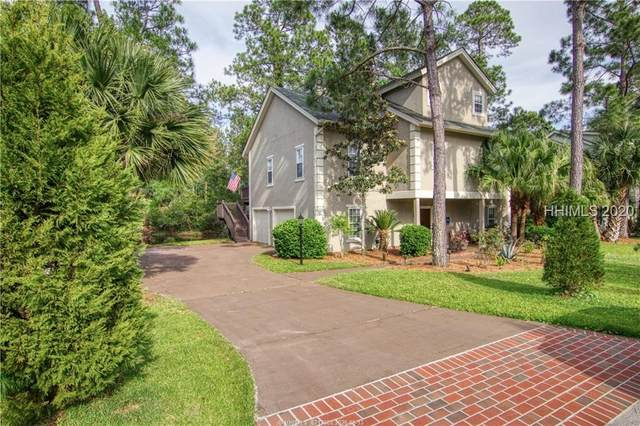 39 Pointe South Trace, Bluffton, SC 29910 (MLS #402659) :: Southern Lifestyle Properties