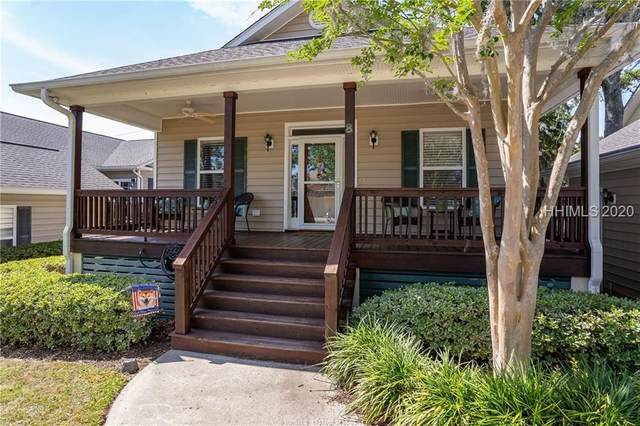8 White Pond Boulevard, Beaufort, SC 29902 (MLS #402671) :: The Coastal Living Team