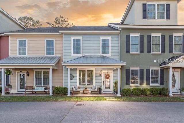 59 Battery Creek Club Drive, Beaufort, SC 29902 (MLS #402677) :: Southern Lifestyle Properties