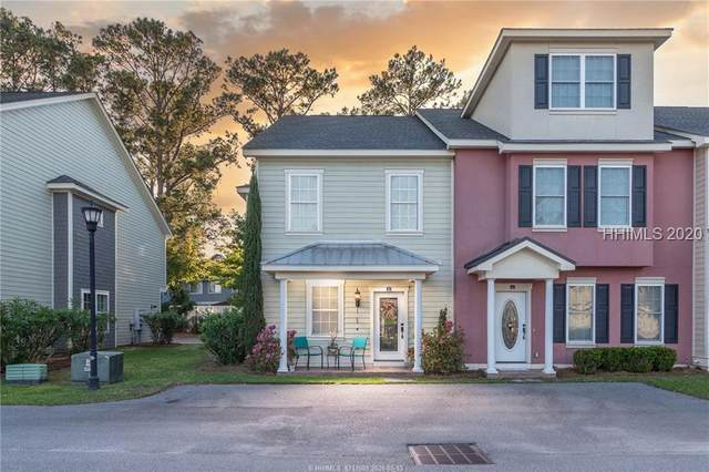 67 Battery Creek Club Drive, Beaufort, SC 29902 (MLS #402683) :: Southern Lifestyle Properties