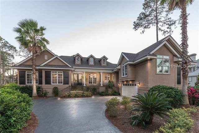 33 Wexford Club Drive, Hilton Head Island, SC 29928 (MLS #402686) :: The Alliance Group Realty