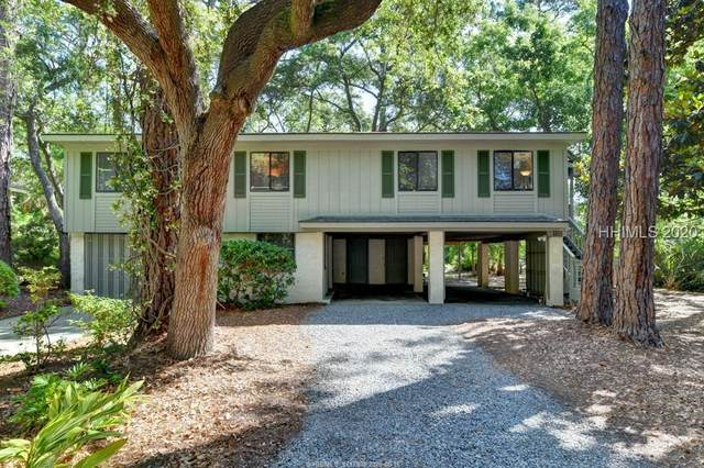 15 Coquina Road, Hilton Head Island, SC 29928 (MLS #402689) :: The Sheri Nixon Team