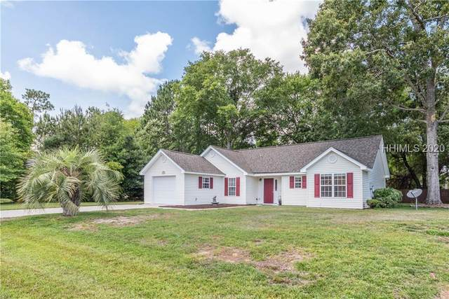 39 Southern Magnolia Drive, Beaufort, SC 29907 (MLS #402695) :: Coastal Realty Group